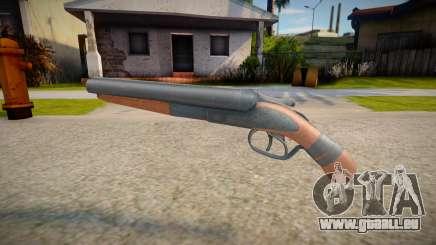 Shotgun (good textures) für GTA San Andreas