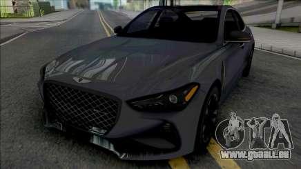 Hyundai Genesis G70 pour GTA San Andreas