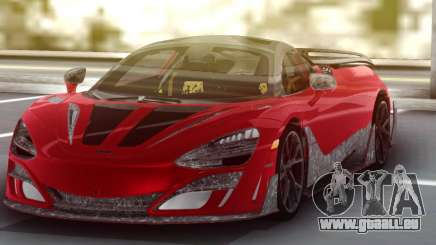 McLaren 720S Mansory pour GTA San Andreas