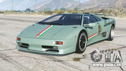 Lamborghini Diablo SV 1997〡PJ6 add-on pour GTA 5