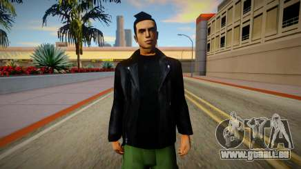 New Claude pour GTA San Andreas