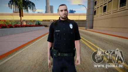 Policija Skin v2 pour GTA San Andreas