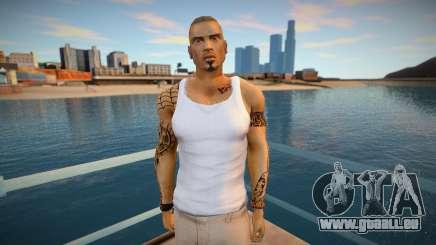 HD Cesar pour GTA San Andreas