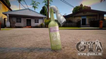 Molotow Cocktail für GTA San Andreas