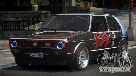 Volkswagen Golf SP-R L4 pour GTA 4