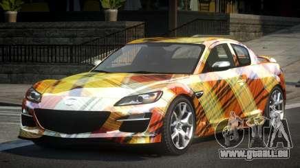 Mazda RX-8 SP-R S4 pour GTA 4