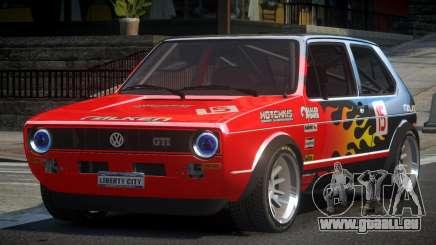 Volkswagen Golf SP-R L2 pour GTA 4