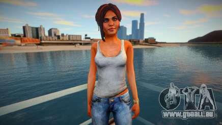 Nikki Lovett - NFS The Run pour GTA San Andreas