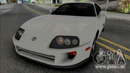 Toyota Supra [Fixed] für GTA San Andreas