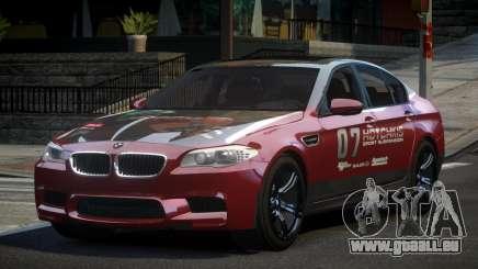 BMW M5 F10 PSI-R S7 pour GTA 4