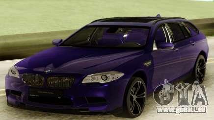 BMW M340i xDrive Touring 2020 pour GTA San Andreas