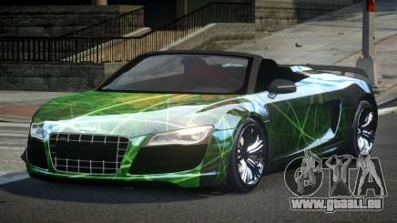 Audi R8 SP Roadster PJ4 pour GTA 4