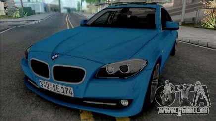 BMW 535i F10 2011 pour GTA San Andreas