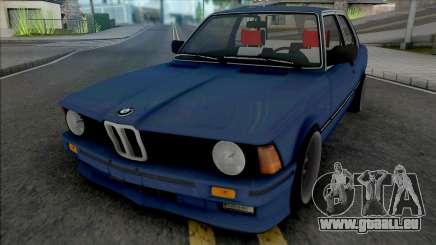 BMW 3-er E21 B44 4.0 Swap pour GTA San Andreas