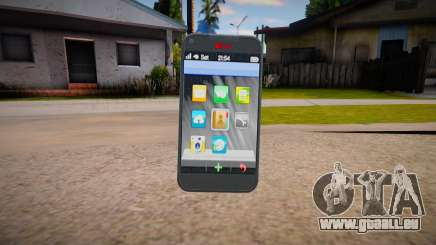 Michael phone from GTA V pour GTA San Andreas