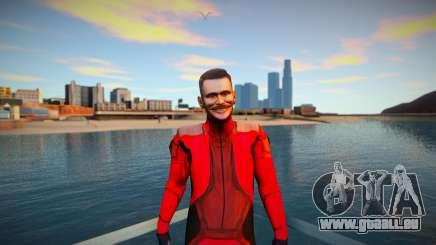 Dr Robotnik - Eggman pour GTA San Andreas