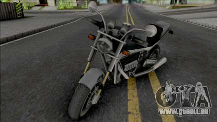 Streetfighter pour GTA San Andreas