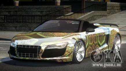 Audi R8 SP Roadster PJ1 pour GTA 4