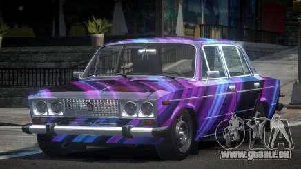 VAZ 2106 BS Drift S2 pour GTA 4