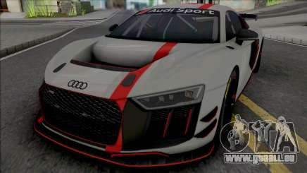 Audi R8 GT4 für GTA San Andreas