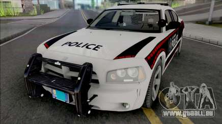 Dodge Charger 2010 Bosnian Police Livery Style pour GTA San Andreas