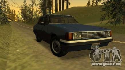 Chevrolet Opala Diplomat 1983 SA Style pour GTA San Andreas