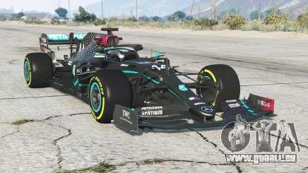 Mercedes-AMG F1 W11 EQ Performance〡add-on v3.0 pour GTA 5