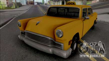 James Mays Approved Cabbie pour GTA San Andreas