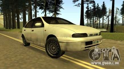 Fiat Brava SA Style pour GTA San Andreas