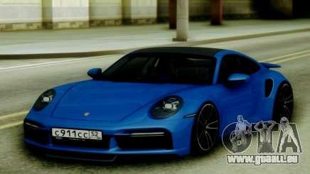 Porsche 911 Turbo S 21 pour GTA San Andreas