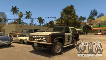 Police Rancher SA pour GTA 4