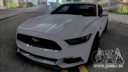 Ford Mustang GT [HQ] für GTA San Andreas