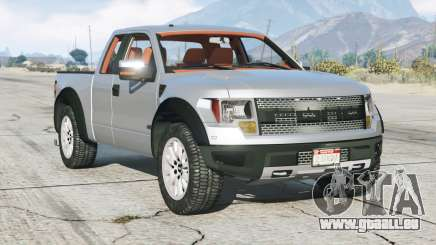 Ford F-150 SVT Raptor SuperCab 2009〡add-on pour GTA 5