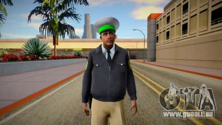 Polizeiuniform (Deutschland) pour GTA San Andreas