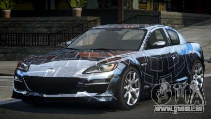 Mazda RX-8 SP-R S9 pour GTA 4