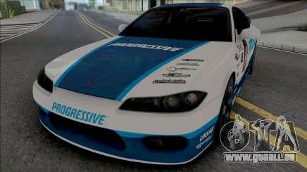 Nissan Silvia S15 [Fixed] pour GTA San Andreas