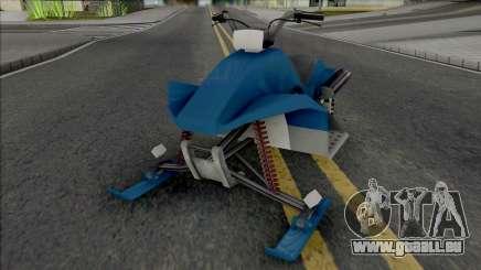 Snow Motorcycle pour GTA San Andreas