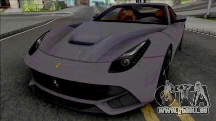 Ferrari F12 Berlinetta (SA Plate) pour GTA San Andreas
