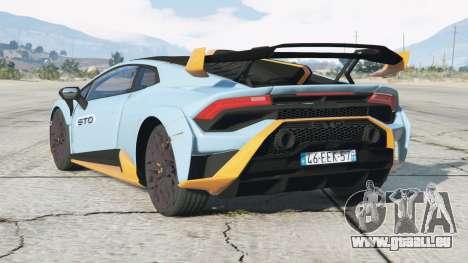 Lamborghini Huracan STO (LB724) 2021〡add-on
