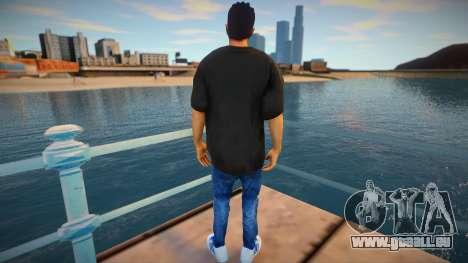 New fancy Claude pour GTA San Andreas