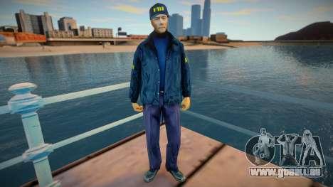 FBI agent für GTA San Andreas