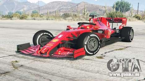 Ferrari SF1000〡add-on v4.0