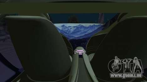 Mercedes-Benz Vision AVTR pour GTA San Andreas