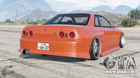 Nissan Skyline GT-R V-spec (BNR32) 1993〡stanced