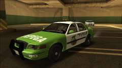 Ford Crown Victoria - Police (NFS MW Pepega)