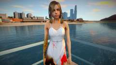 Manuela Hidalgo de Resident Evil pour GTA San Andreas