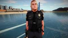 New Pulaski Skin pour GTA San Andreas