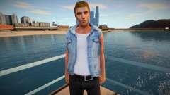 New Kent Paul Skin pour GTA San Andreas