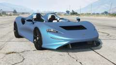 McLaren Elva 2020〡add-on pour GTA 5