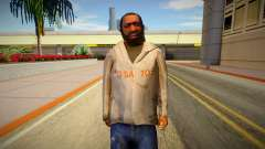 Homme sans-abri de GTA 5 v6 pour GTA San Andreas